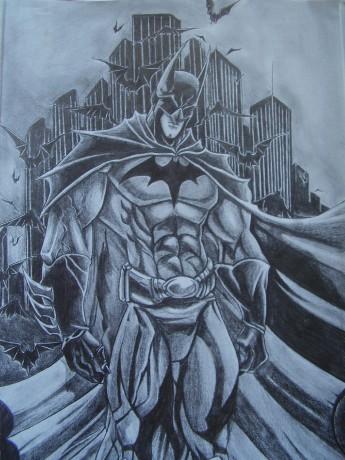 Tetovani Fotoalbum Moje Kresby Batman